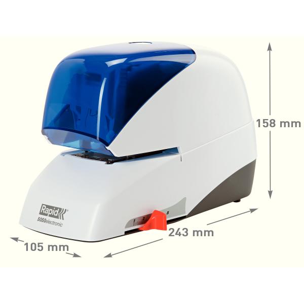 Sähkönitoja Rapid R5050E sininen