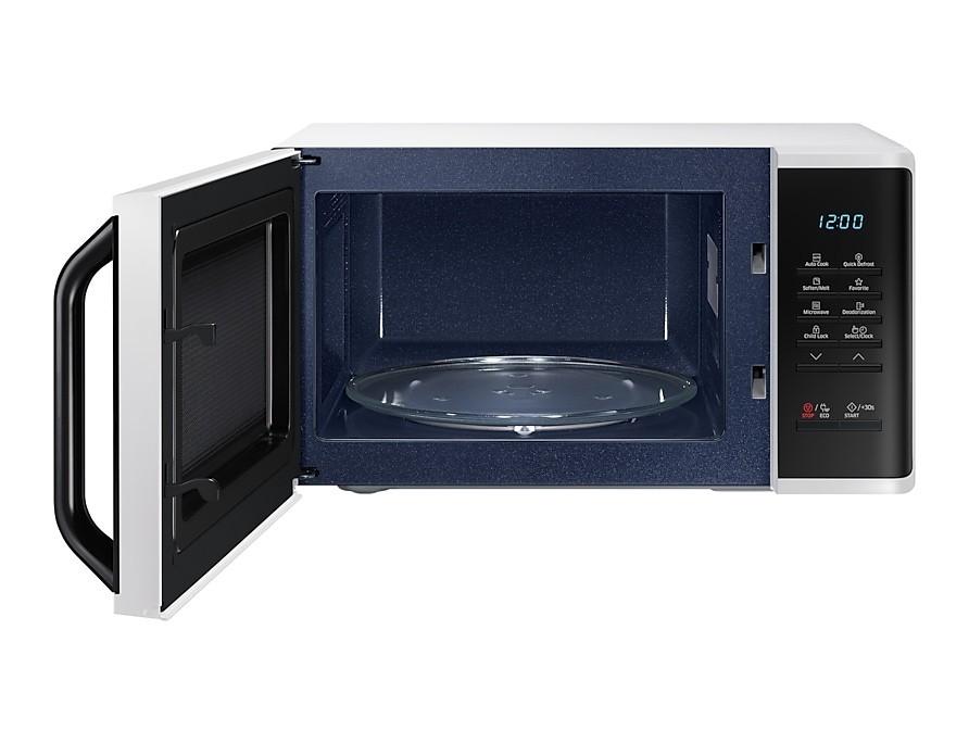 Mikroaaltouuni Samsung 23 l 800 W valkoinen