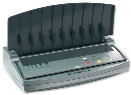 Liimasidontalaite GBC ThermaBind T400 - ajastin ja automaattinen virrankatkaisu