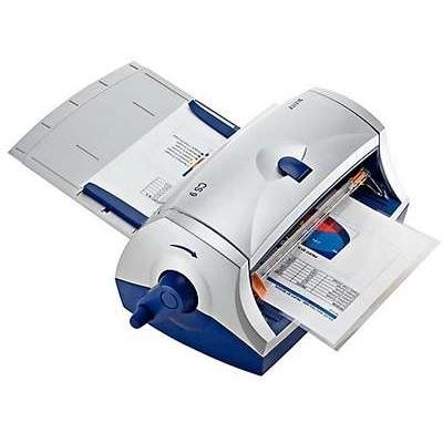 Kylmälaminointilaite Leitz CS9 Office A4 - ei tarvitse virtaa eikä paristoja