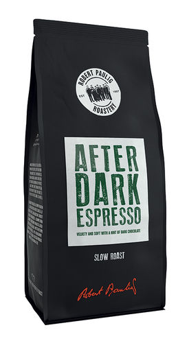 Kahvi Robert Paulig Roastery After Dark Espresso papu 1 kg