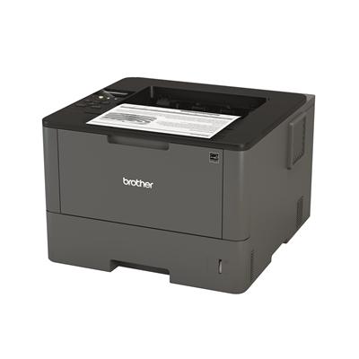 Lasertulostin Brother HL-L5100DN - voit tulostaa myös mobiililaitteestasi