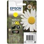 Värikasetti inkjet Epson 18XL Home XP-312 keltainen