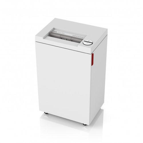 Paperintuhooja Ideal 2445 4 mm suikale - tuhoaa myös luottokortit
