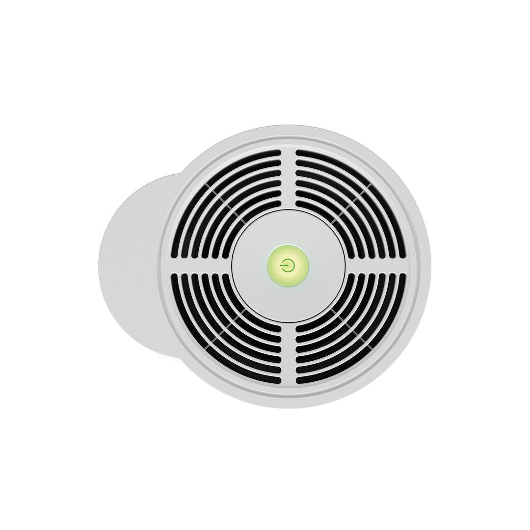Ilmanpuhdistin Ideal AP30 PRO 30 m2 360 WiFi - superhiljainen kännykkäsovelluksella ohjattava
